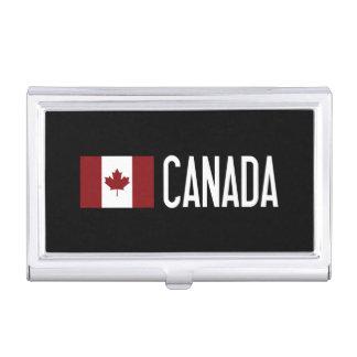 Canada Business Card Case