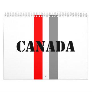 Canadá Calendarios De Pared