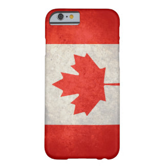 Canada; Canadian Flag Barely There iPhone 6 Case