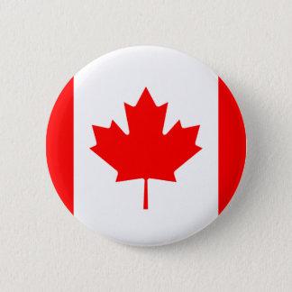 Canada - Canadian Flag Button