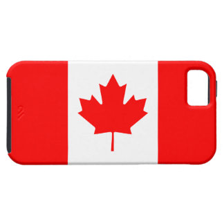 Canada - Canadian Flag iPhone 5 Cases