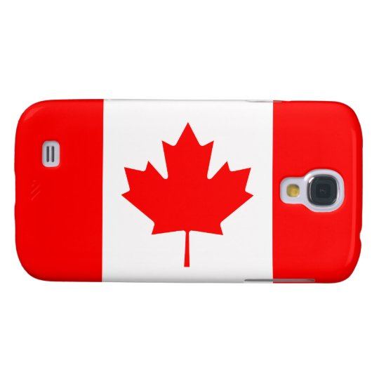 Canada - Canadian Flag Galaxy S4 Cover
