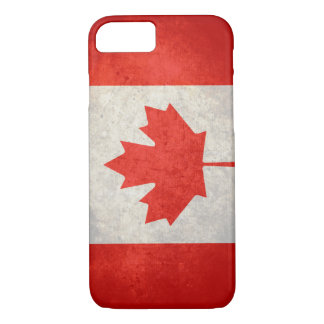 Canada; Canadian Flag iPhone 7 Case