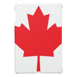 Canada Canadian flag Maple Leaf iPad Mini Cases