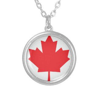 Canada Canadian flag Maple Leaf Custom Jewelry