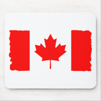 Canada Canadian Flag Mouse Pad