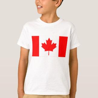 Canada - Canadian Flag T-Shirt