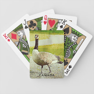 Canada Goose coats outlet authentic - Canadian Goose Playing Cards | Zazzle