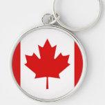 Canada Canadian Maple leaf flag Key Chains