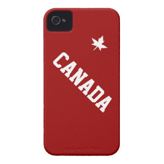Canada Canadian North American Country Patriotic iPhone 4 Case-Mate Case