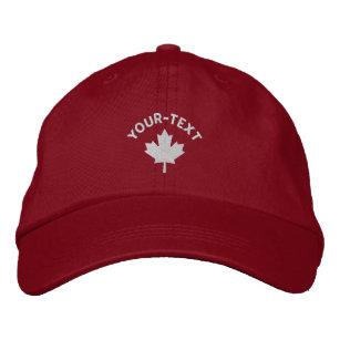 0d74d4f029e Canada Cap - White Maple Leaf Hat