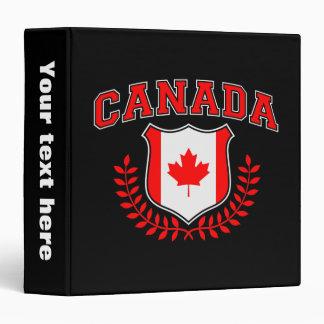 """Canadá Carpeta 1 1/2"""""""