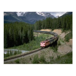 Canadá, carril FP-7 del CP Postales