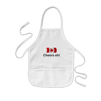 Canada Cheers, eh! Aprons