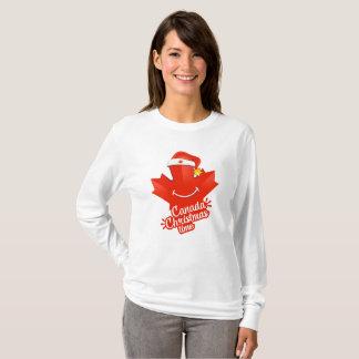Canada Christmas time T-Shirt