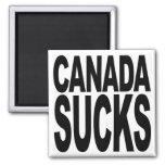 Canadá chupa iman de frigorífico