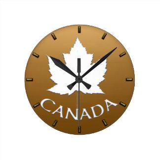 Canada Clock Canada Souvenir Wall Clocks Customize