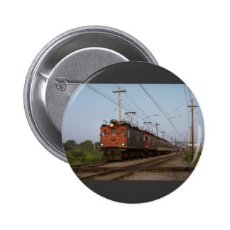 Canada, CNR boxcab electric Pinback Buttons