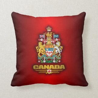 Canada COA Throw Pillow
