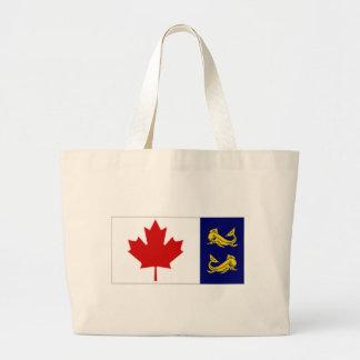 Canada Coast Guard Flag Tote Bags