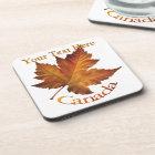 Canada Coaster Canada Maple Leaf Coaster