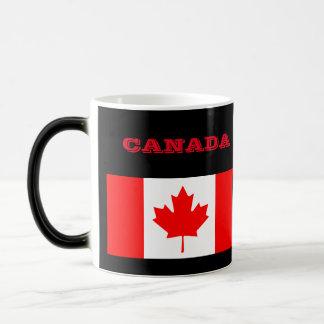 Canada* Coat of Arms and Flag Mug