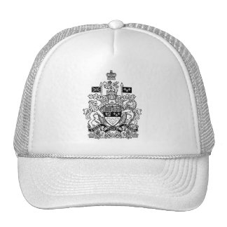 Canada Coat of Arms - Canada Crest Trucker Hat
