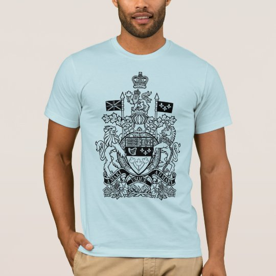Canada Coat of Arms - Canada Crest T-Shirt