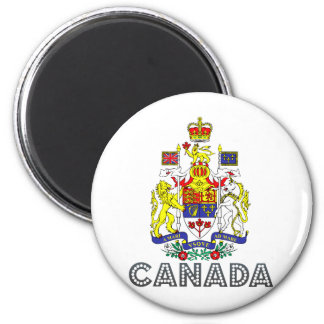 Canada Coat of Arms Refrigerator Magnets