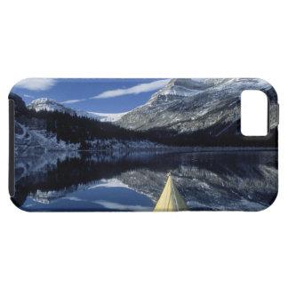Canadá, Columbia Británica, Banff. Arco del kajak iPhone 5 Funda