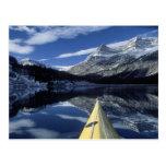 Canadá, Columbia Británica, Banff. Arco del kajak Postales