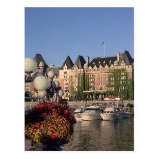 Canadá, Columbia Británica, hotel de la emperatriz Postales