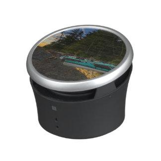 Canadá, Columbia Británica, isla de Vancouver, 2 Altavoz Con Bluetooth