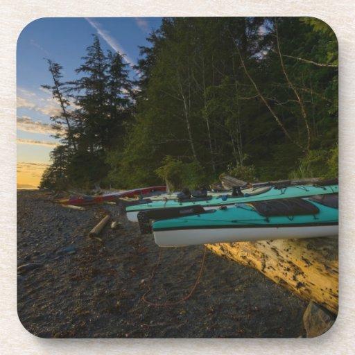 Canadá, Columbia Británica, isla de Vancouver, 2 Posavaso