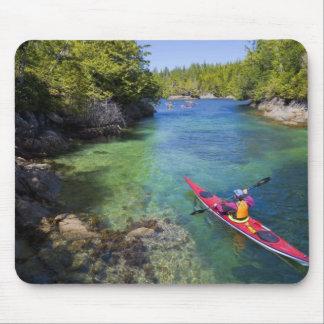 Canadá Columbia Británica isla de Vancouver Mar Alfombrilla De Raton