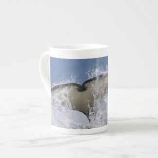 Canadá, Columbia Británica, isla de Vancouver, Taza De Porcelana