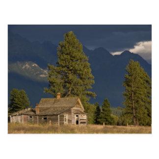 Canadá, Columbia Británica, Kootenay Rockies, Tarjeta Postal