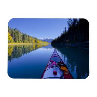 Canadá, Columbia Británica, lagos Bowron Iman Flexible