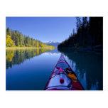 Canadá, Columbia Británica, lagos Bowron Postal
