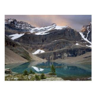 Canadá, Columbia Británica, parque nacional de Tarjeta Postal