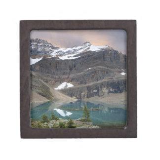Canadá, Columbia Británica, parque nacional de Yoh Cajas De Regalo De Calidad