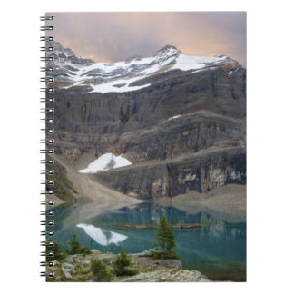 Canadá, Columbia Británica, parque nacional de Yoh Libretas
