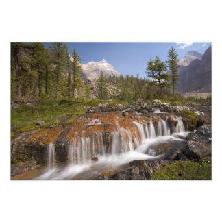 Canadá, Columbia Británica, parque nacional de Yoh Fotografías