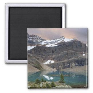 Canadá, Columbia Británica, parque nacional de Yoh Imán Cuadrado