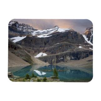 Canadá Columbia Británica parque nacional de Yoh Imán Rectangular