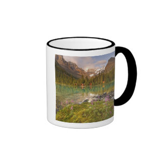 Canadá, Columbia Británica, parque nacional de Yoh Taza A Dos Colores