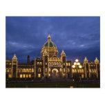 CANADÁ, Columbia Británica, Victoria. Igualación, Tarjetas Postales