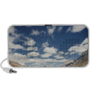 Canadá, Columbia Británica, Yoho NP. Nubes hinchad Sistema Altavoz