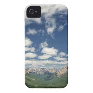 Canadá, Columbia Británica, Yoho NP. Nubes hinchad Case-Mate iPhone 4 Cobertura