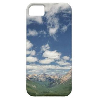 Canadá, Columbia Británica, Yoho NP. Nubes hinchad iPhone 5 Funda